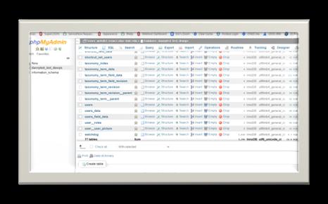 Database_Drop